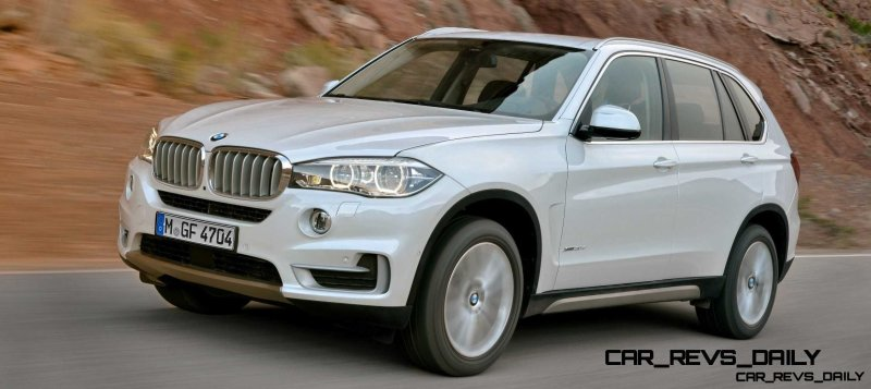 2014 BMW X5 - Before and After M Performance Upgrades 6