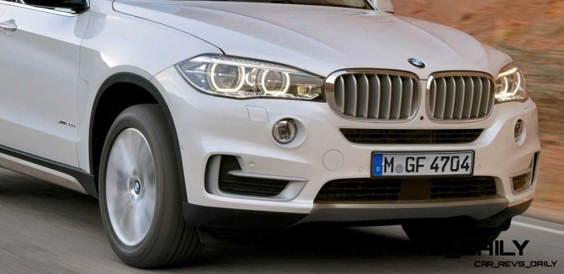 2014 BMW X5 - Before and After M Performance Upgrades 9