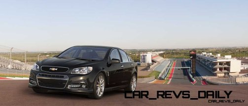 2014 Chevy SS Looking, Sounding Terrific1