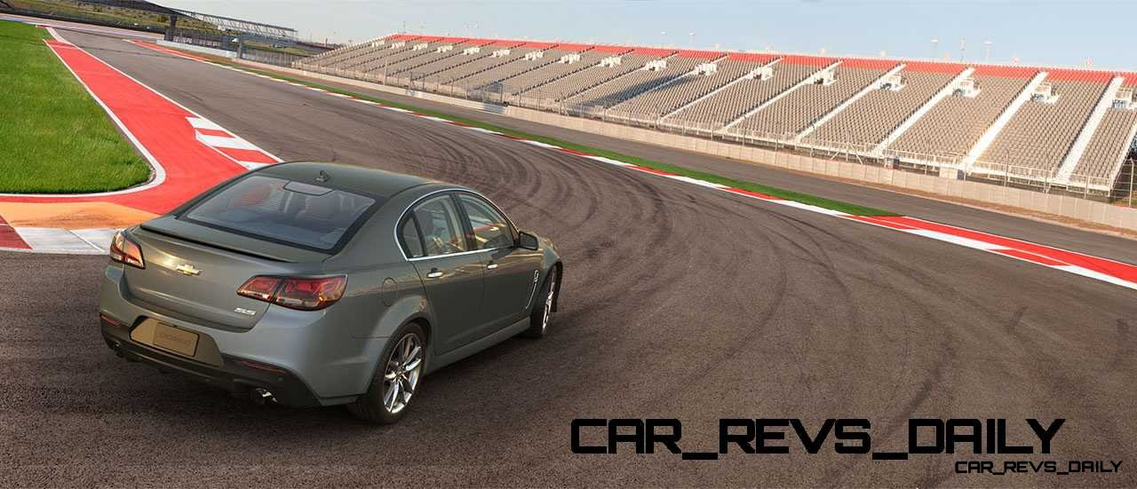 2014 Chevy SS Looking, Sounding Terrific11