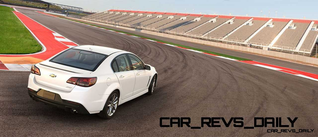 2014 Chevy SS Looking, Sounding Terrific12