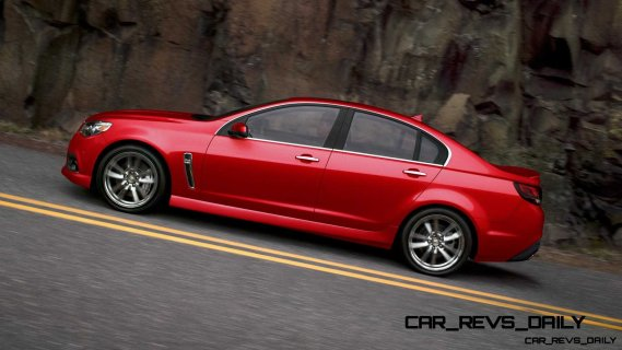 2014 Chevy SS Looking, Sounding Terrific27