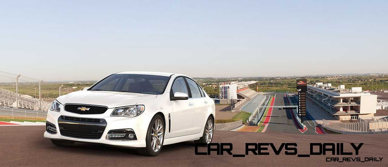 2014 Chevy SS Looking, Sounding Terrific4