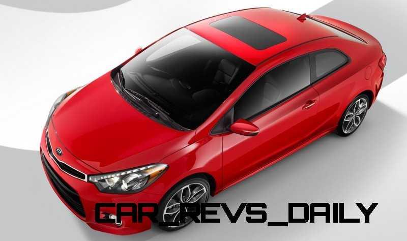 2014 Kia Forte Koup Adds First Turbo Option to Slinky 2-Door Shape 18