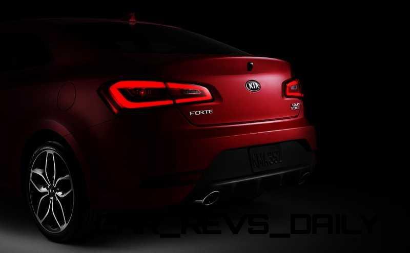 2014 Kia Forte Koup Adds First Turbo Option to Slinky 2-Door Shape 24