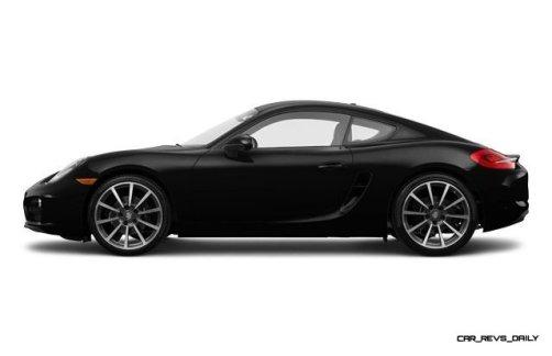 2014 Porsche Cayman COLORS 3