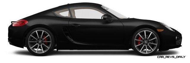2014 Porsche Cayman S - COLORS 12