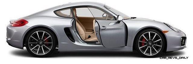 2014 Porsche Cayman S - COLORS 25