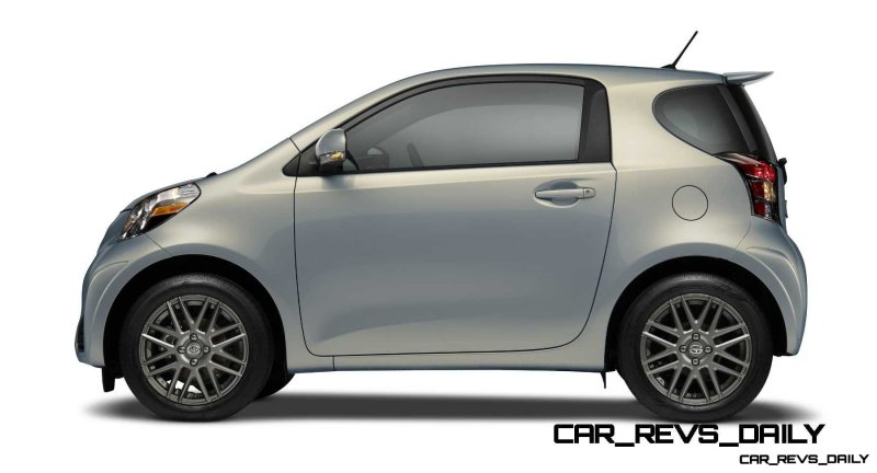 2014 Scion iQ Glams Up With Two-Tone EV and Monogram Editions 47