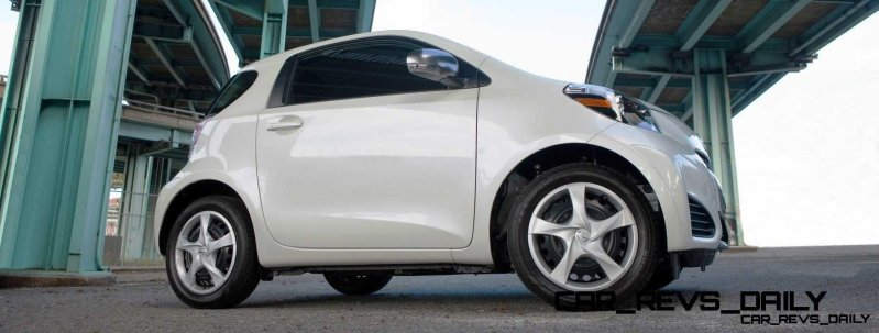 2014 Scion iQ Glams Up With Two-Tone EV and Monogram Editions 9