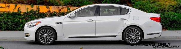 2015 K900 Kia New RWD Flagship 14