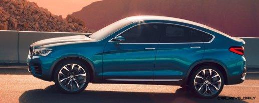 BMW X4 Teaser Shows LEDetails 18