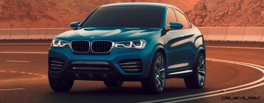 BMW X4 Teaser Shows LEDetails 19