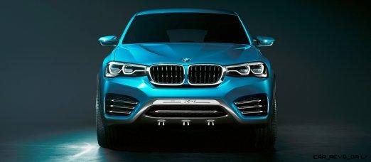 BMW X4 Teaser Shows LEDetails 6