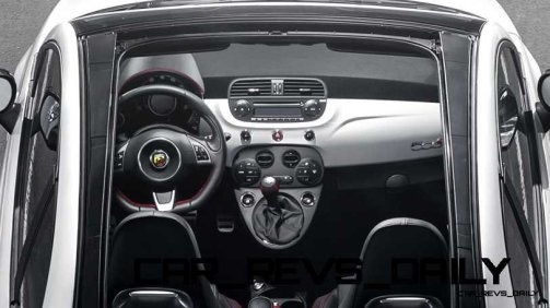 Best of Awards - Most Playful Sport Compact - Fiat 500C Abarth 11