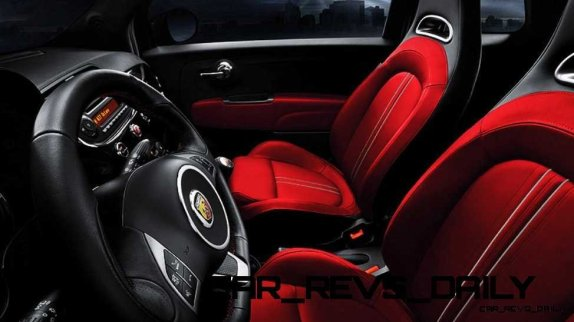 Best of Awards - Most Playful Sport Compact - Fiat 500C Abarth 13