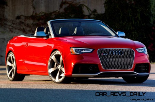 Buyers Guide to Audi RS5 Cabriolet for 2014 2