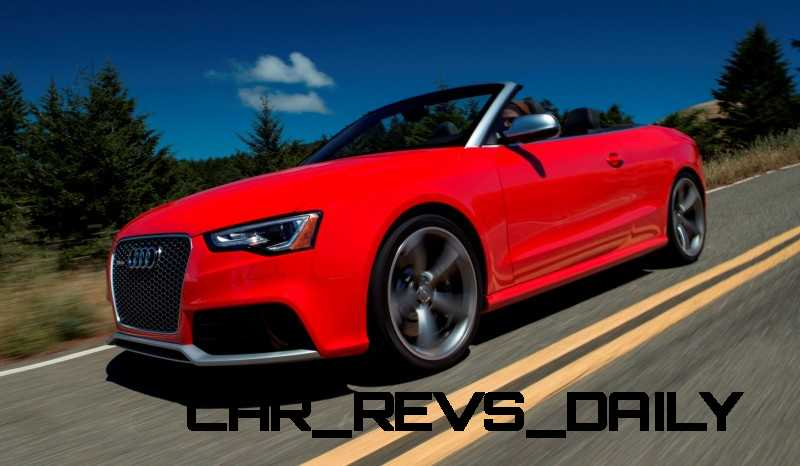 Buyers Guide to Audi RS5 Cabriolet for 2014 7