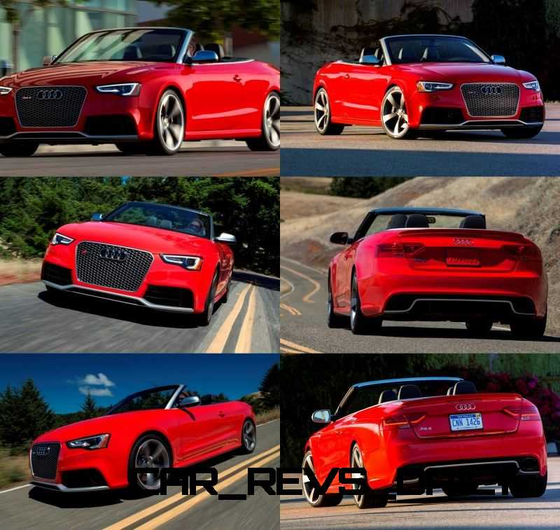 Buyers Guide to Audi RS5 Cabriolet for 2014 8-tile