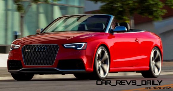 Buyers Guide to Audi RS5 Cabriolet for 2014 8