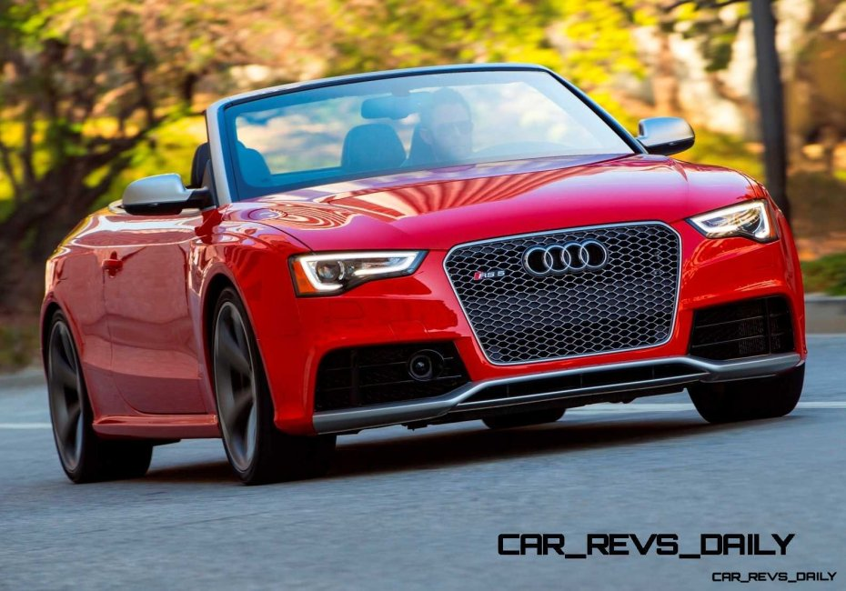 Buyers Guide to Audi RS5 Cabriolet for 2014 9