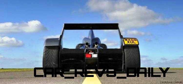CarRevsDaily 2010 Caparo T1 Showcase 51