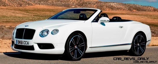 CarRevsDaily - 2014 Bentley Continental GTC V8 and V8 S 12