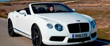 CarRevsDaily - 2014 Bentley Continental GTC V8 and V8 S 30