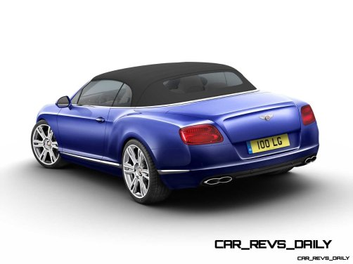 CarRevsDaily - 2014 Bentley Continental GTC V8 and V8 S 46