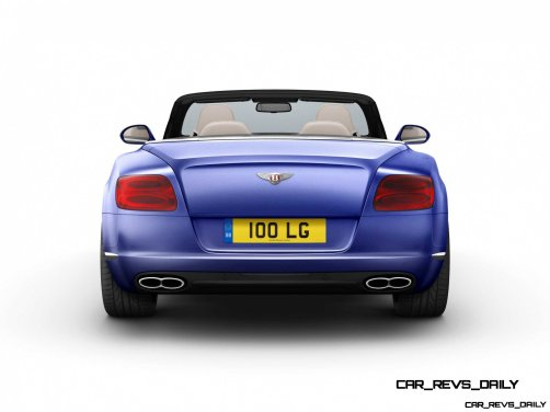CarRevsDaily - 2014 Bentley Continental GTC V8 and V8 S 47