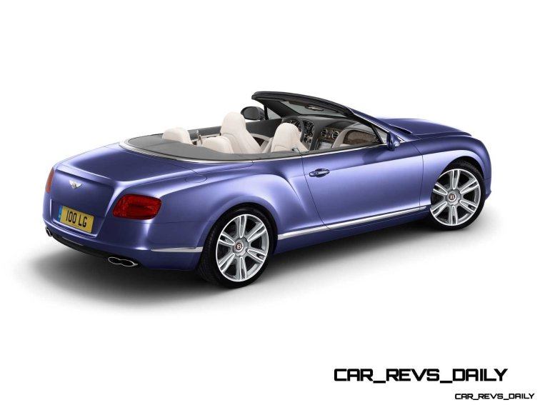CarRevsDaily - 2014 Bentley Continental GTC V8 and V8 S 49