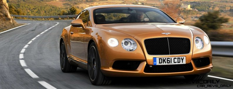 CarRevsDaily - 2014 Bentley Continental GTC V8 and V8 S 62