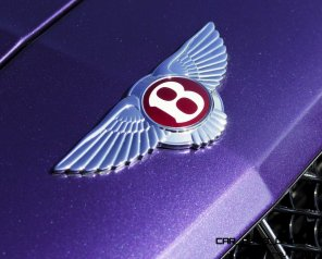 CarRevsDaily - 2014 Bentley Continental GTC V8 and V8 S 65
