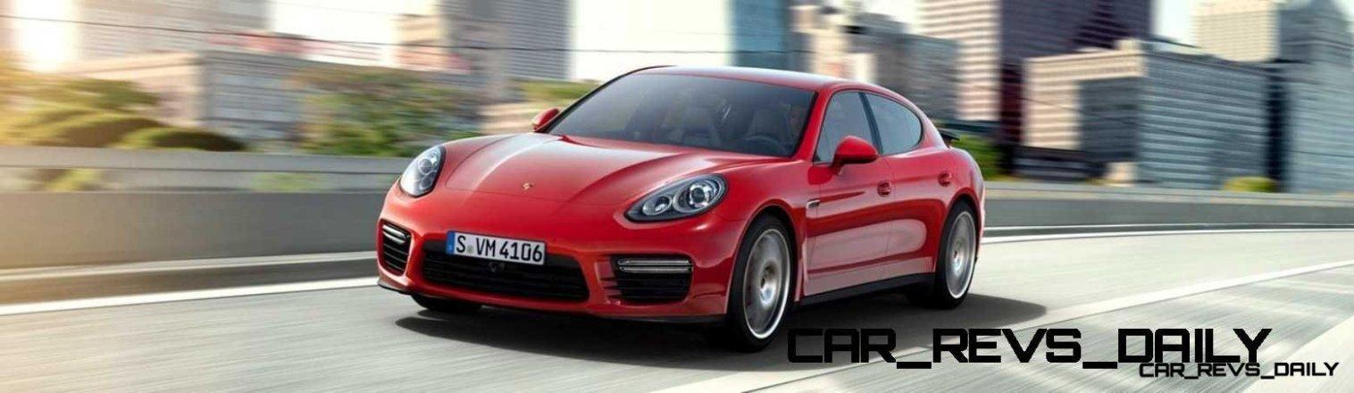CarRevsDaily - 2014 Porsche Panamera Buyers Guide - Exteriors 76