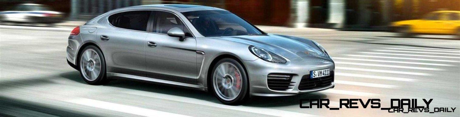 CarRevsDaily - 2014 Porsche Panamera Buyers Guide - Exteriors 88
