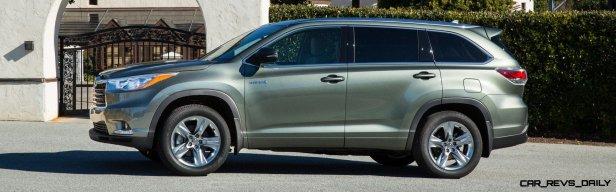 CarRevsDaily - 2014 Toyota Highlander Exterior Photo18
