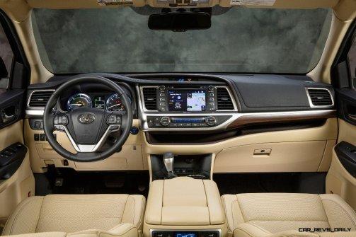 CarRevsDaily - 2014 Toyota Highlander Interior Photo15