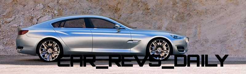 CarRevsDaily Concept FLashback - 2007 BMW CS 10