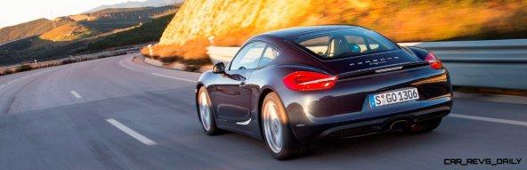 CarRevsDaily - Porsche CAYMAN Buyers Buide Photos 22