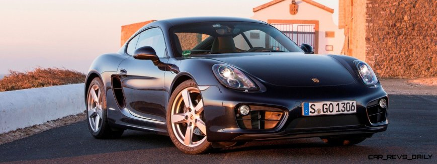 CarRevsDaily - Porsche CAYMAN Buyers Buide Photos 24