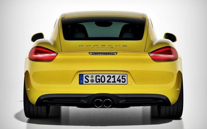 CarRevsDaily - Porsche CAYMAN Buyers Buide Photos 38