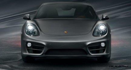 CarRevsDaily - Porsche CAYMAN Buyers Buide Photos 56