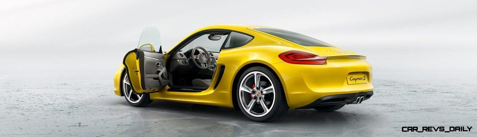 CarRevsDaily - Porsche CAYMAN Buyers Buide Photos 58