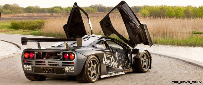 CarRevsDaily - Supercar Legends - McLaren F1 Wallpaper 17