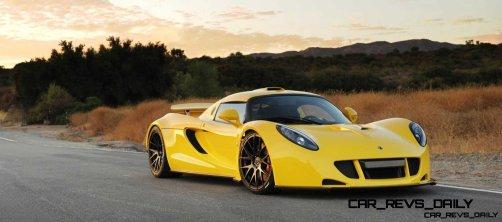 CarRevsDaily - Supercar Showcase - Hennessey VENOM GT 16