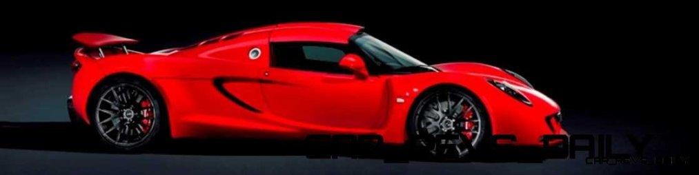 CarRevsDaily - Supercar Showcase - Hennessey VENOM GT 58