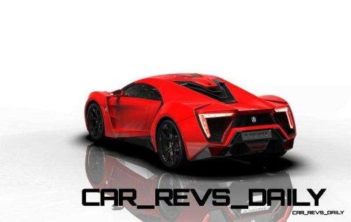 CarRevsDaily Supercars - 2014 W Motors Lykan Hypersport Colors 106