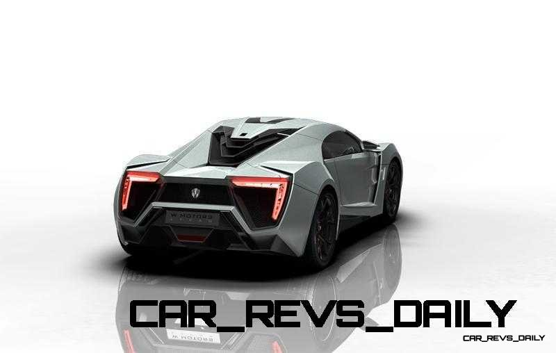 CarRevsDaily Supercars - 2014 W Motors Lykan Hypersport Colors 111