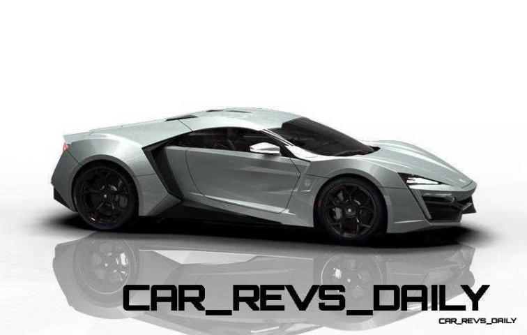 CarRevsDaily Supercars - 2014 W Motors Lykan Hypersport Colors 120