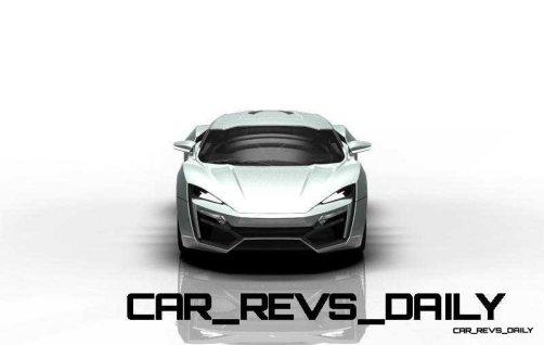CarRevsDaily Supercars - 2014 W Motors Lykan Hypersport Colors 127